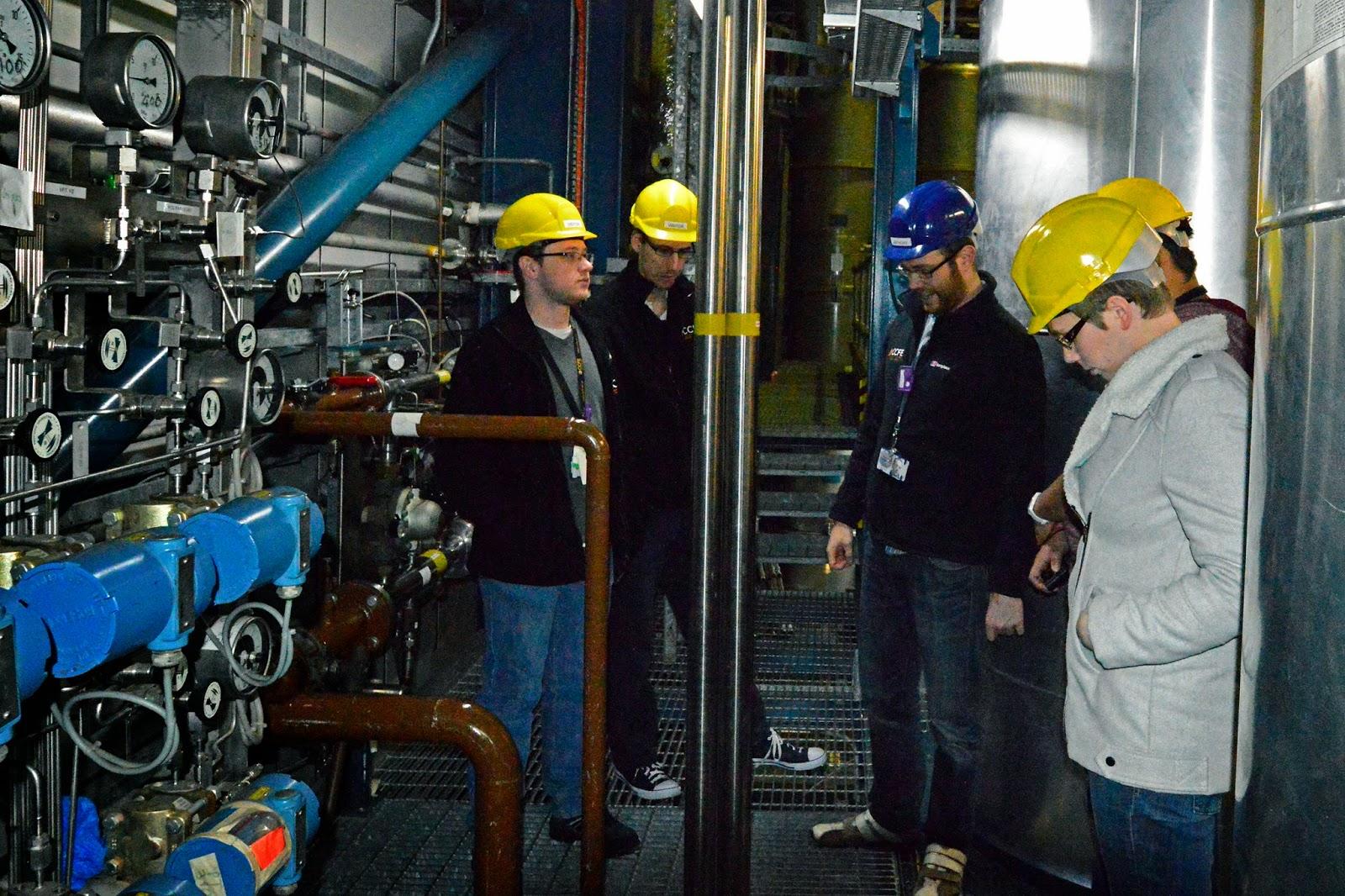 Tritiové technologie reaktoru JET, Culham, UK