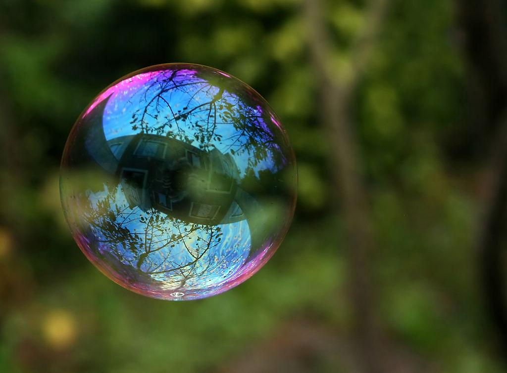 Blíží se uhlíková bublina? Kredit: Brocken Inaglory / Wikimedia Commons.