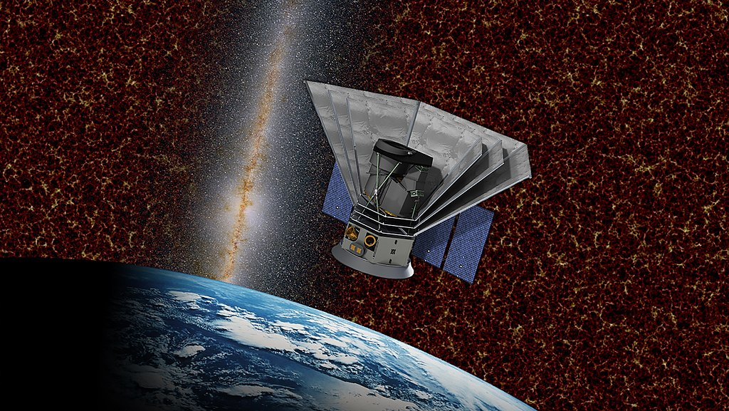 SPHEREx. Kredit: NASA / JPL.