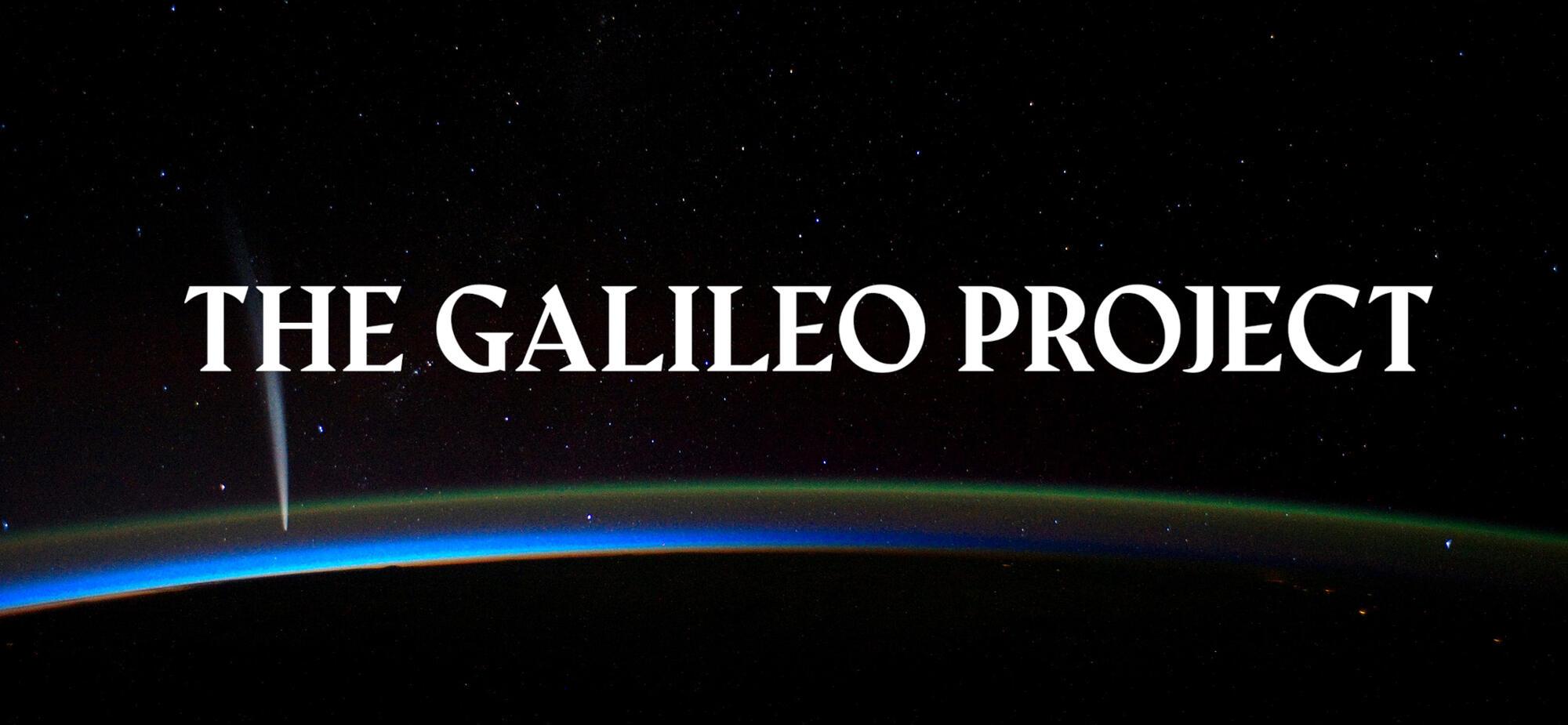 Projekt Galileo. Kredit: Harvard University.