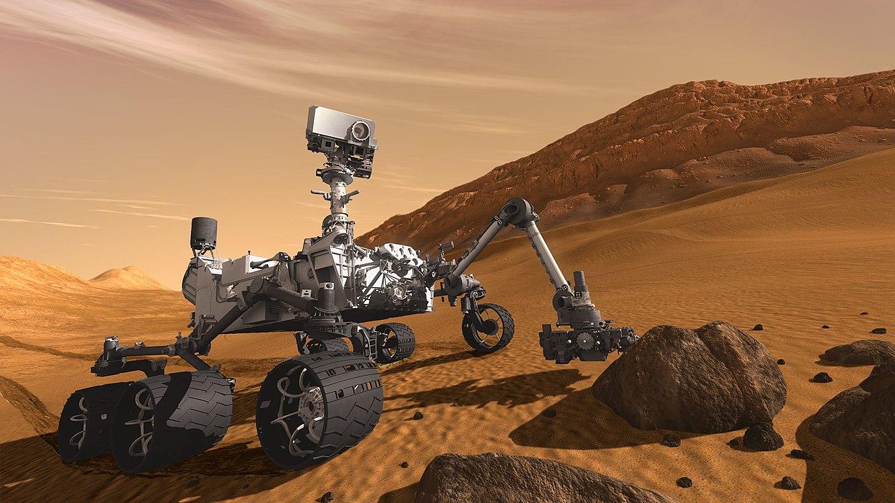 Jak dlouho ještě budeme hledat? Kredit: NASA.