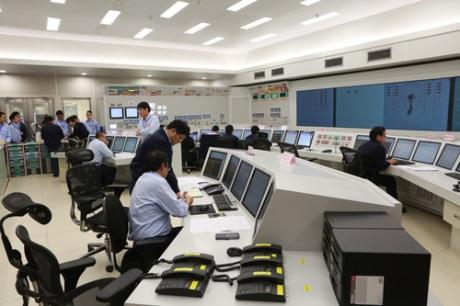 Blok Chaj-jang (Changjiang) 1 s reaktorem CNP-600 byl jednĂm z poslednĂch pĹ™ipojenĂ˝ch k sĂti v tomto roce (zdroj CNNC).