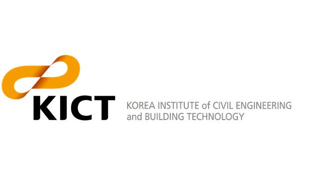 Korea Institute of Civil Engineering and Building Technology (logo). Kredit: KICT.