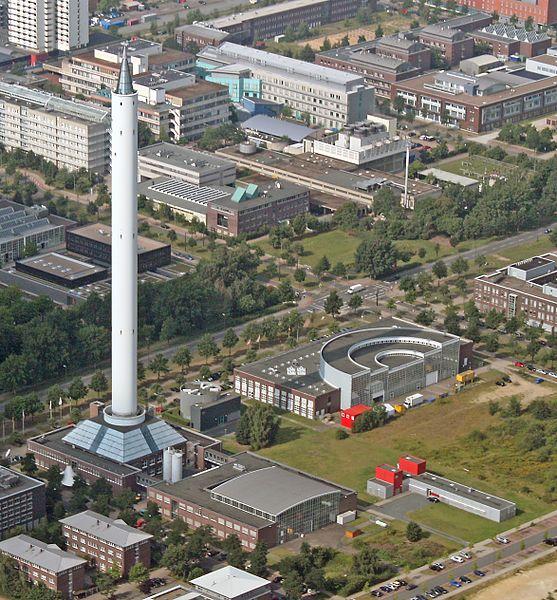Fallturm Bremen. Kredit: Bin im Garten / Wikimedia Commons.