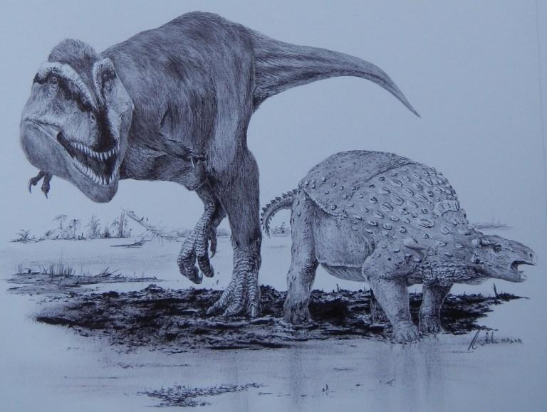 Dynamoterror dynastes je jedním z nejnovějších přírůstků do stále pestřejší rodiny tyranosauroidů (Tyrannosauroidea), nadčeledi menších až obřích dravých teropodů, žijících od období střední jury až po nejpozdnější křídu. Dynamoterror obýval oblasti