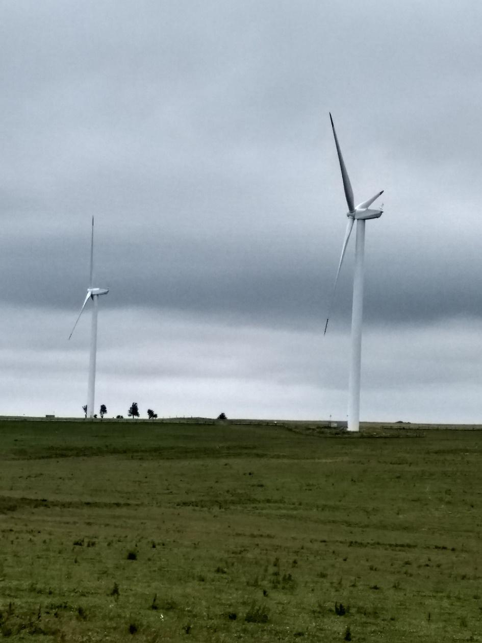Podaří se najít shodu na finančním modelu pro podporu obnovitelných zdrojů? (Foto Vladimír Wagner).