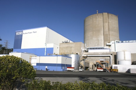 Prvním odstaveným reaktorem v  Jižní Koreji byl Kori 1 (zdroj KHNP).