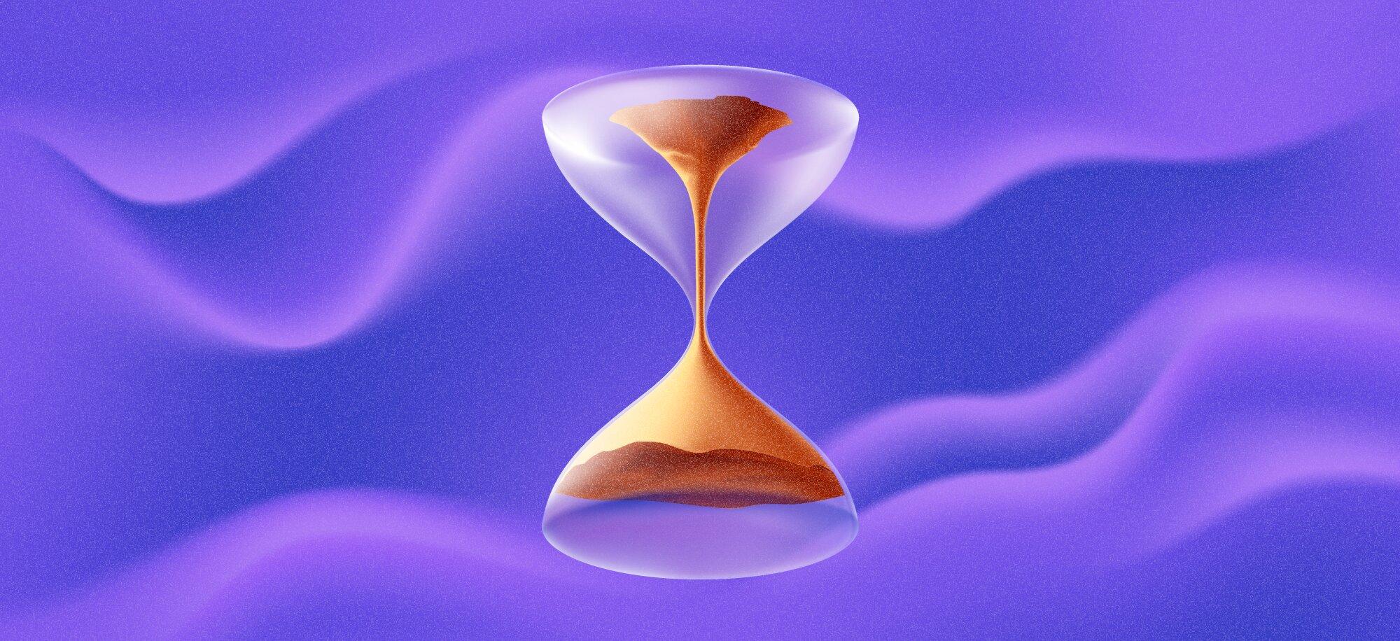 Kvantoví fyzici (trochu) obrátili čas. Kredit: @tsarcyanide/MIPT.