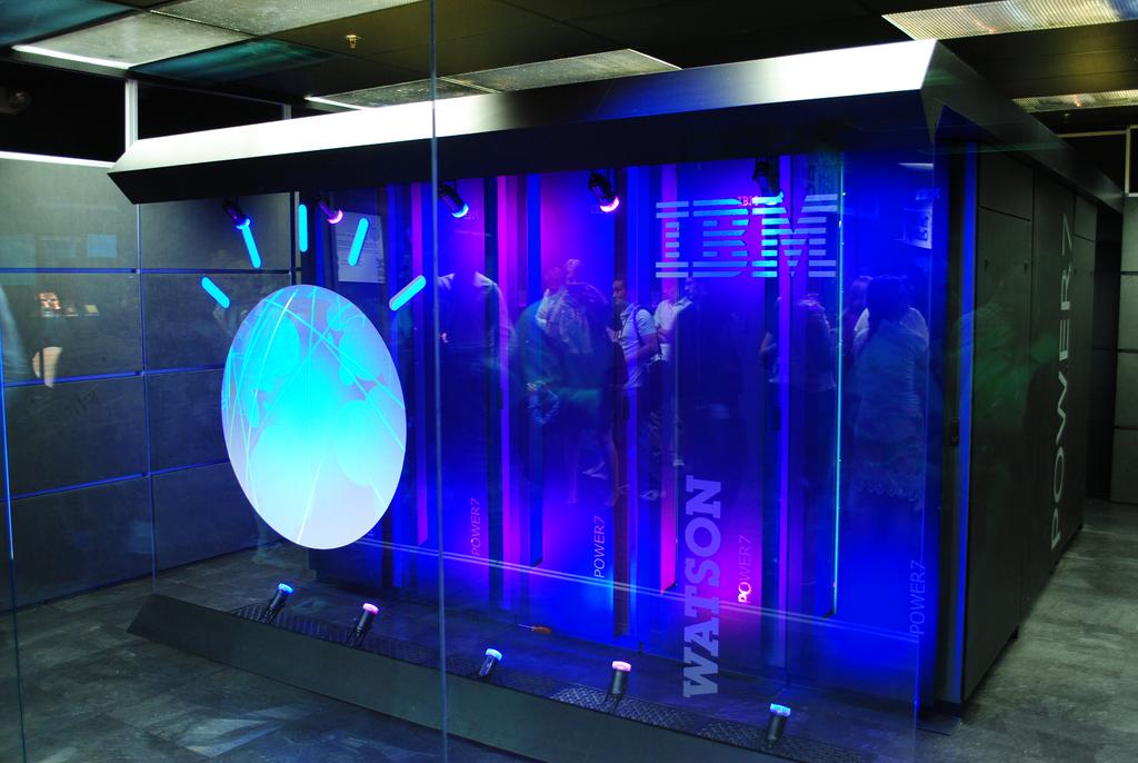 Bude nám vládnout umělá inteligence? Kredit: Clockready / Wikimedia Commons.