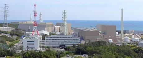 Elektrárna Hamaoka (zdroj Chubu).