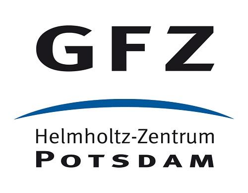 GFZ Helmholtz Centre Potsdam, logo.