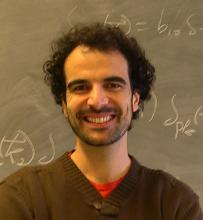 Guillermo Ballesteros. Kredit: Université de Genève.