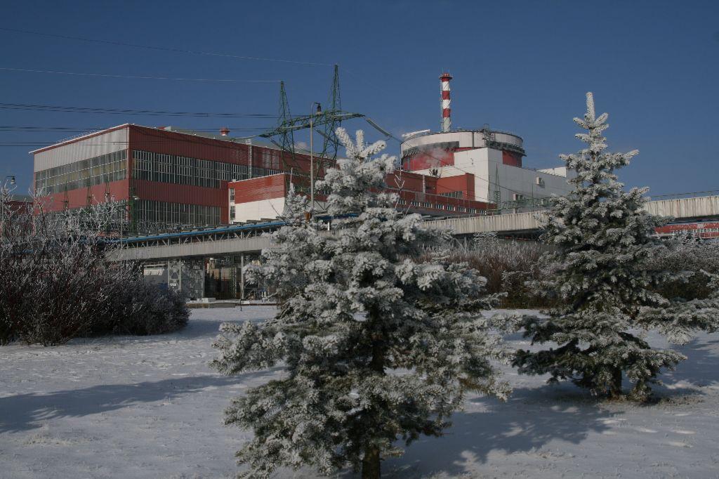 Pro přechod k  nízkoemisním zdrojům má Česko největší potenciál v jaderných zdrojích. Na obrázku je jaderná elektrárna Temelín (zdroj ČEZ).