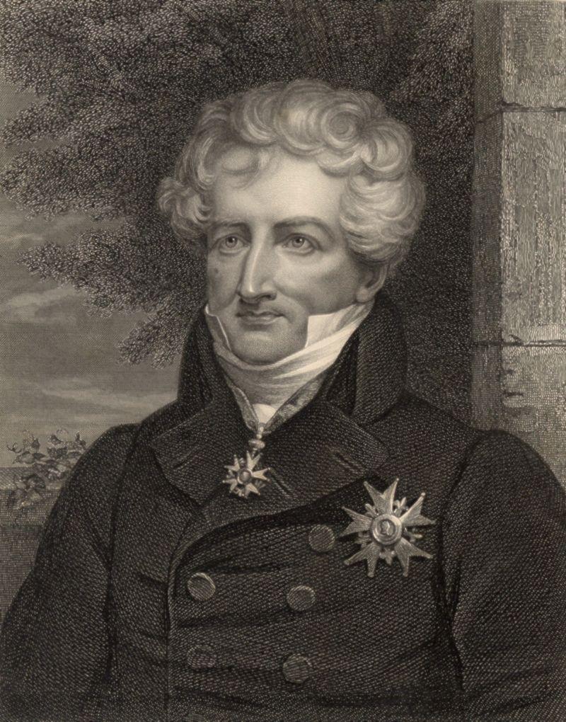 Baron Georges Cuvier (1769 – 1832) patří k předním osobnostem přírodovědy na přelomu 18. a 19. století. Byl spoluzakladatelem paleontologie obratlovců a proslul také jako zastánce katastrofismu. Současné poznatky mu po dvou stoletích