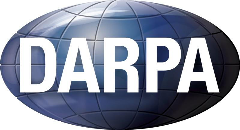Logo. Kredit: DARPA.