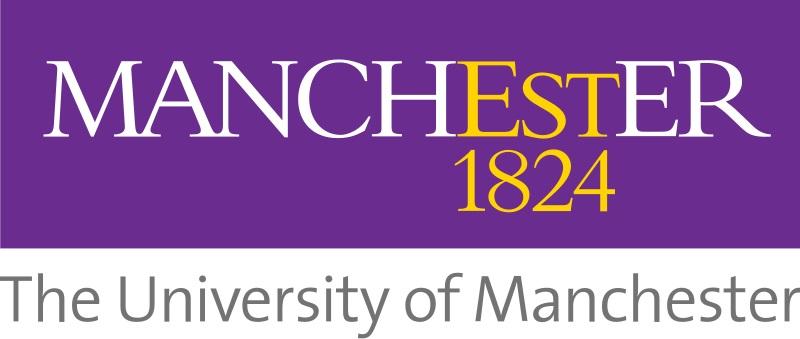 Logo. Kredit: University of Manchester.