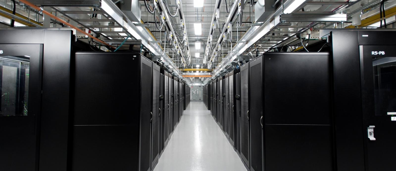 Lincoln Laboratory Supercomputing Center. Kredit: LLSC.
