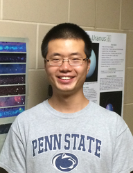 Guang Yang. Kredit: Pennsylvania State University.