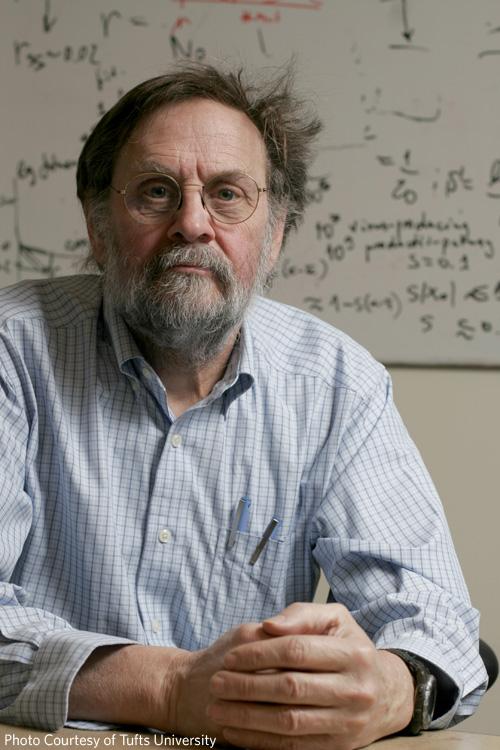 John Coffin (2010). Kredit: Tufts University.