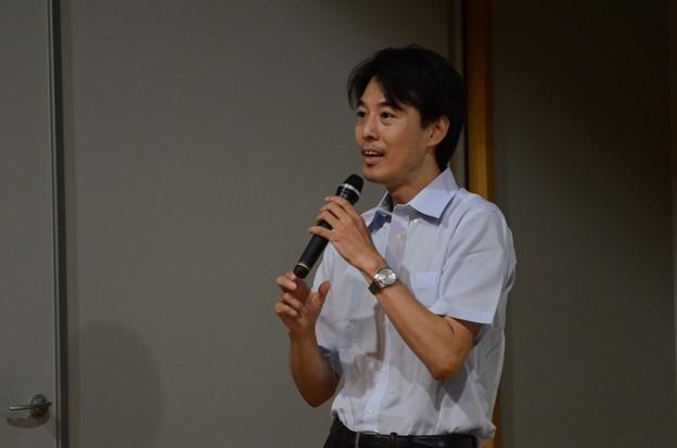 Yoshiki Matsuoka. Kredit: Ehime University.