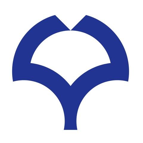 Logo Ósacké univerzity.