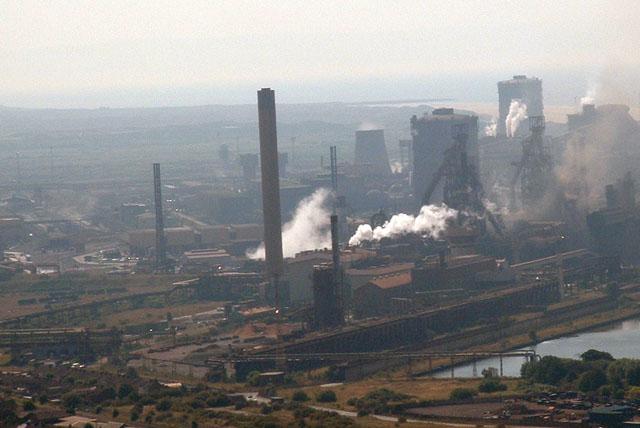 Port Talbot Steelworks. Kredit: Chris Shaw / Port Talbot Steelworks.