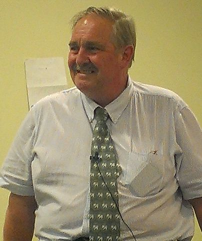 David Nutt (2014). Kredit: Skotten / Wikimedia Commons.