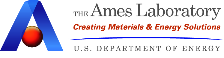 Ames Laboratory.