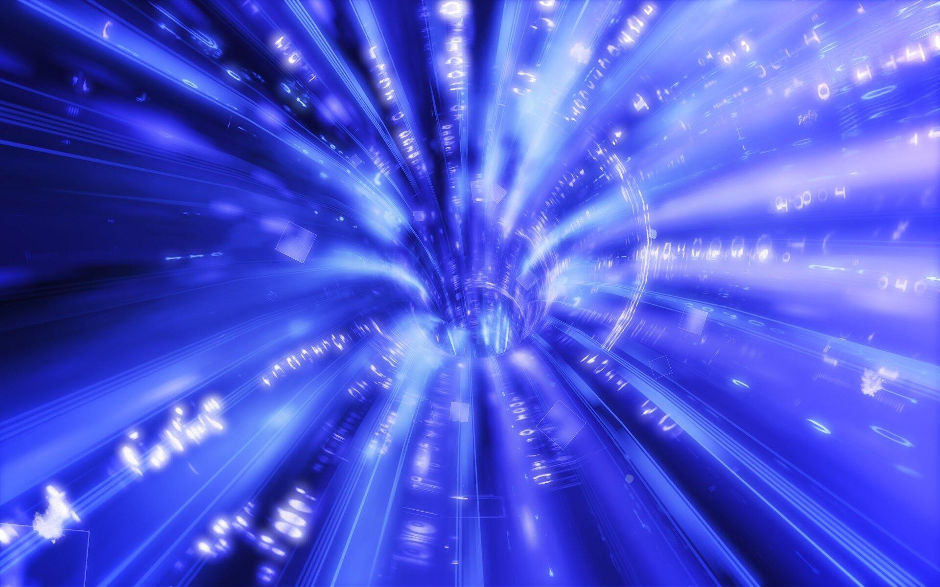 Proletíme někdy červí dírou? Kredit: CC0 Public Domain.