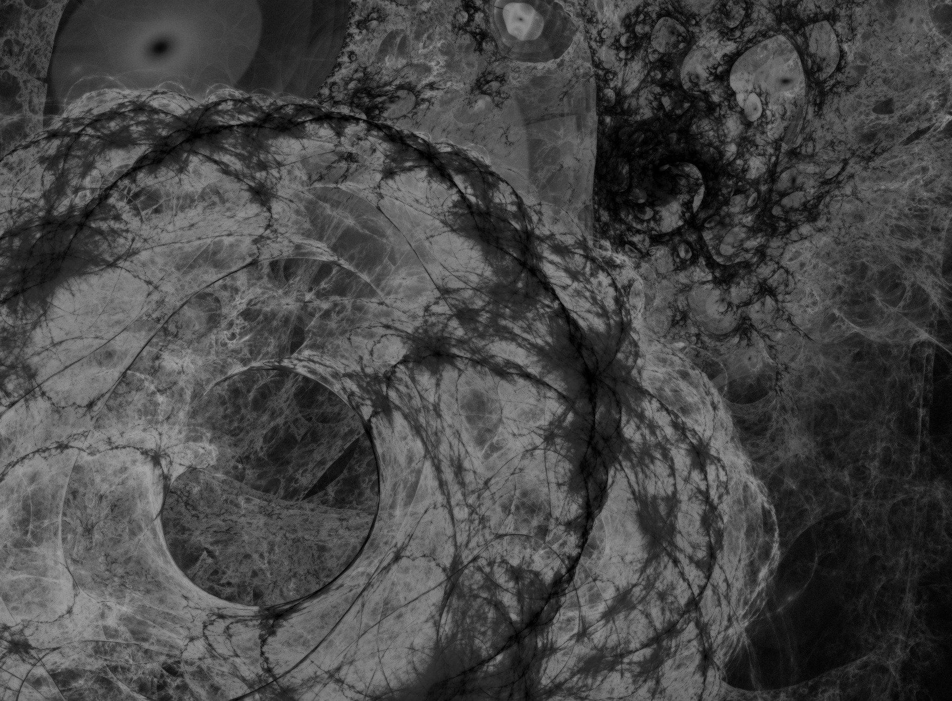 Pochází temná hmota ze zlomku sekundy před Velkým třeskem? Kredit: CC0 Public Domain.