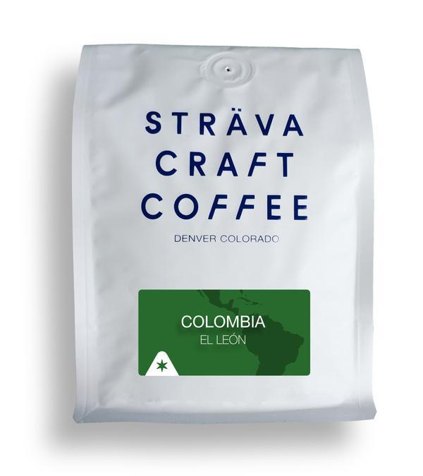 Sträva Craft Coffee, logo.