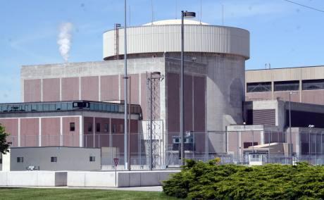 V roce 2016 byla odstavena elektrárna Fort Calhoun v Nebrasce (zdroj OPPD).