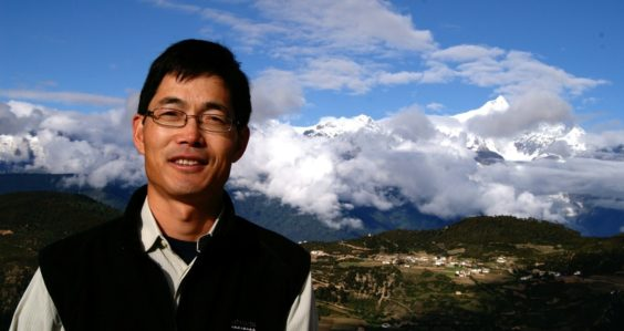 Zheng-Xiang Li. Kredit: Curtin University.