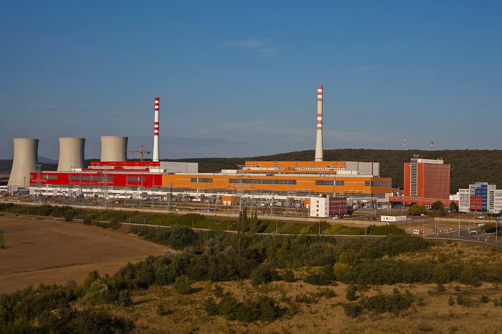 I jaderná elektrárna Mochovce by se v případě Německého rozbřesku stala zlatým dolem (zdroj Slovenské elektrárne).