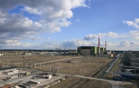 Budoucí staveniště pro rozšíření maďarské elektrárny Paks (zdroj Paks NPP).