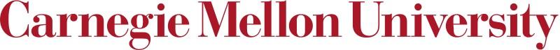 Carnegie Mellon University, logo.