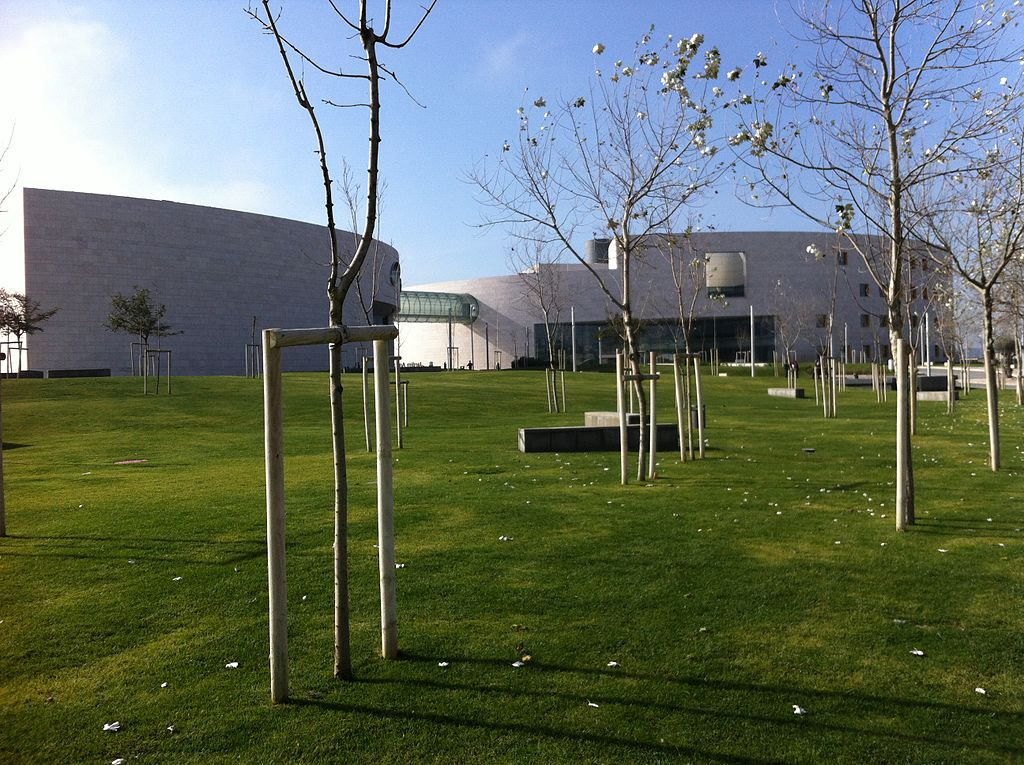 Champalimaud Foundation. Kredit: Rui Beja / Wikimedia Commons.