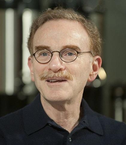 Randy Schekman (2012). Kredit: James Kegley / Wikimedia Commons.