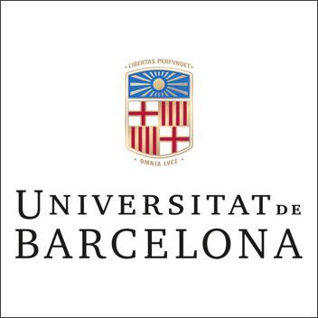 Logo. Kredit: Universidad de Barcelona.