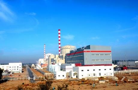 Chašma 3 a 4 (Zdroj China Nuclear Engineering & Construction Corp).