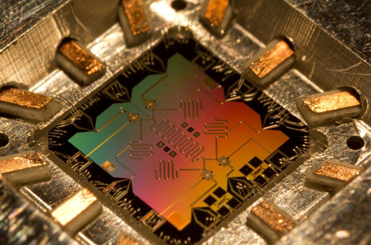 První čipy squbity nejsou příliš rozsáhlé. Kredit: Erick Lucero.
