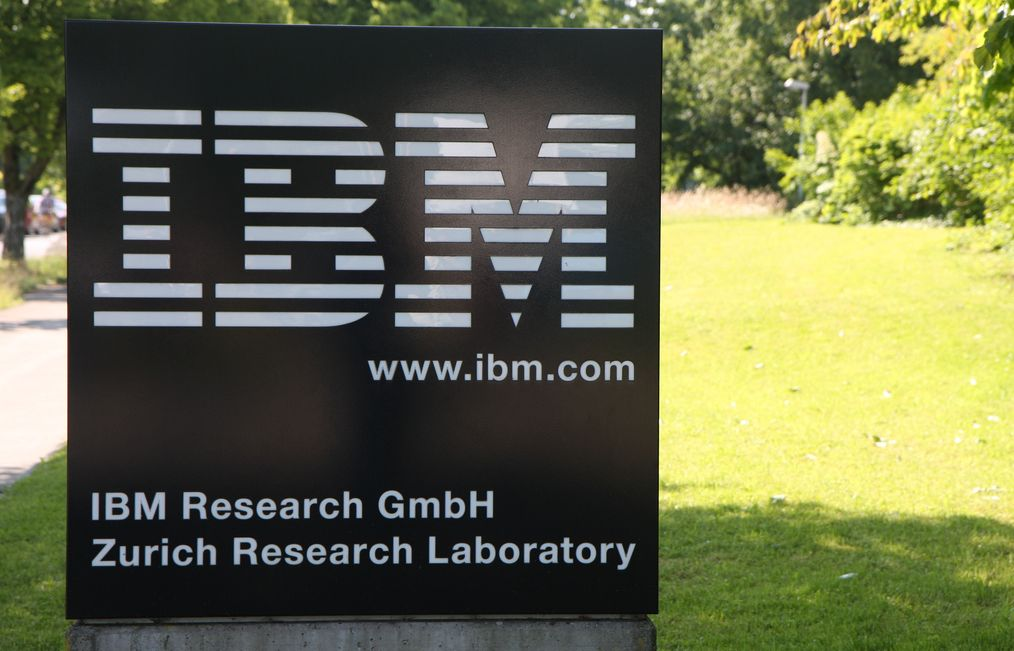 IBM Research Zurich.