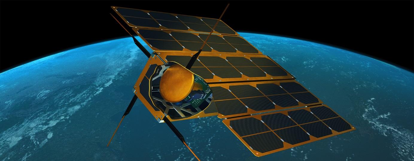 Firma Cannae Inc. Chce vyslat svůj motor na oběžnou dráhu na palubě malé družice CubeSat (zdroj Cannae Inc.).