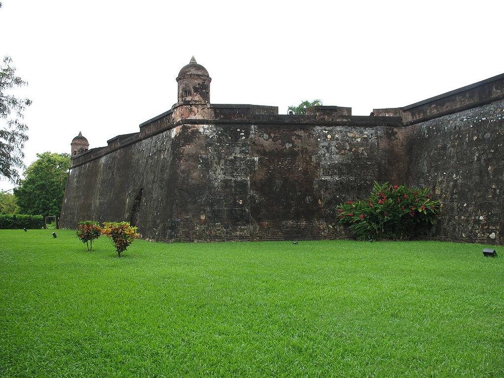 Fuerte de Omoa, Honduras. Kredit: Dennis Garcia / Wikimedia Commons.