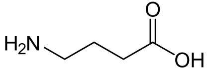 Kyselina gama-aminomáselná(kyselina ?-aminomáselná,GABA) je neurotransmitervcentrálním nervovém systémusavců. Hraje důležitou roli při regulaciexcitabilityneuronův CNS. U háďátek je tomu podobně.