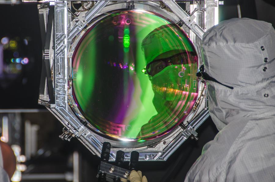 Jaké objevy nás čekají příště? Kredit: LIGO / Caltech.
