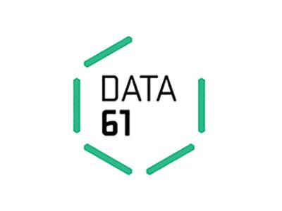 Logo australské výzkumné agentury Data61.