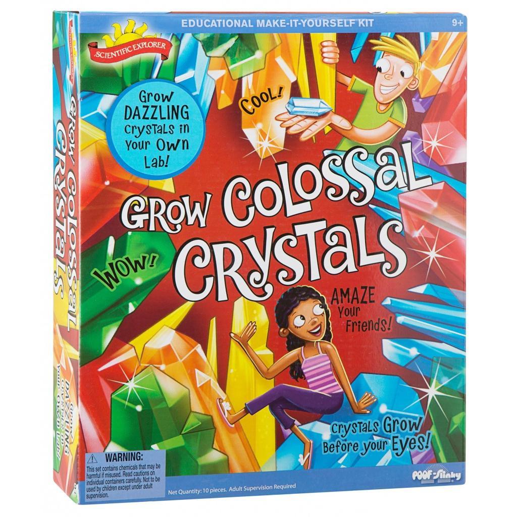 Vypěstuj si kolosální krystaly. Kredit: Alex Toys.