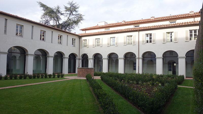 IMT Institute for Advanced Studies Lucca. Kredit: Kerem Ahur / Wikimedia Commons.