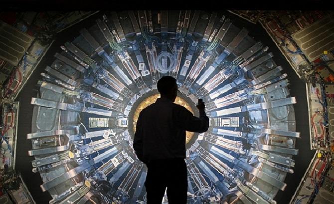 Ve Velkém hadronovém urychlovači se už těší na nový start. Kredit: CERN.